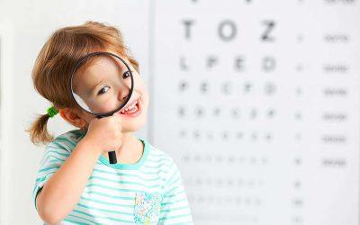 Laste silmaarst või optometrist