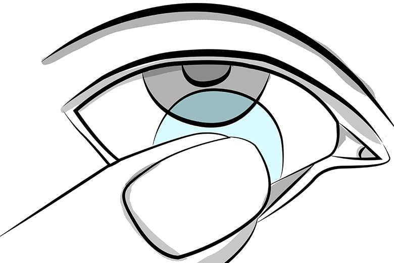 a41be3efd89 Võtke kontaktlääts õrnalt pöidla ja nimetissõrme vahele ja eemalda silmast.  Sõrmi ei tohi tugevalt kokku vajutada, et lääts ei kleepuks.