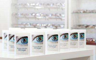 Kuiva Silma Omega – leevendus kuivadele silmadele