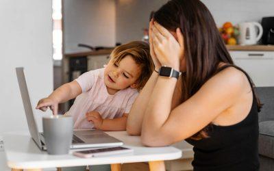 Kodukontor kurnab silmi? Loe, kuidas enda ja laste silmi kaitsta
