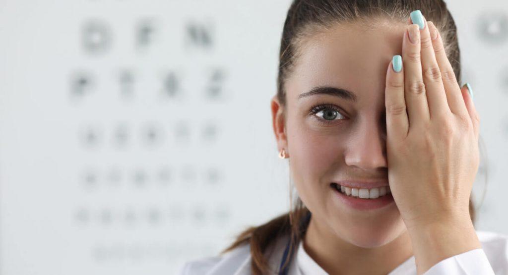 Regulaarne silmakontroll, nägemiskontroll hoiab silmade tervise korras